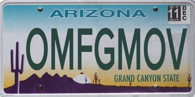 Arizona Personalized Plates >> Banned Arizona License Plates 100 Rejected Plates