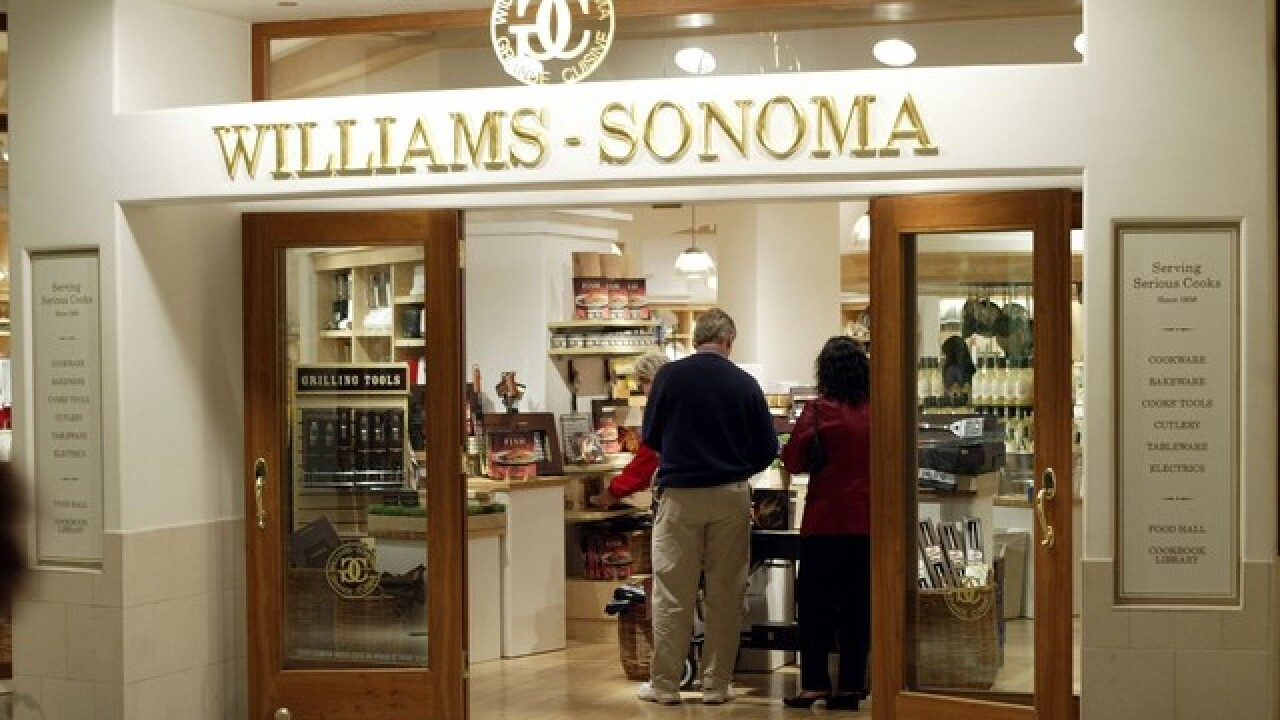 Williams-Sonoma now offering work-from-home positions