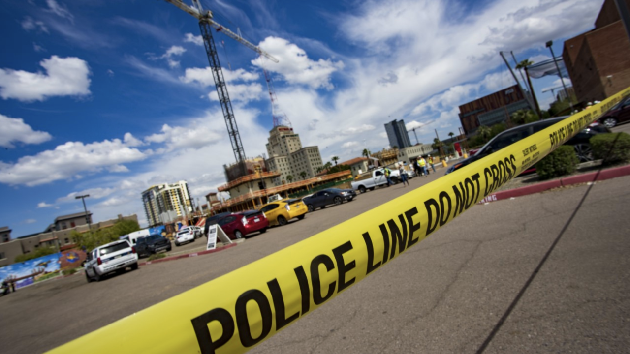 ASU construction site accident