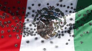 APTOPIX Mexico Violence Protest