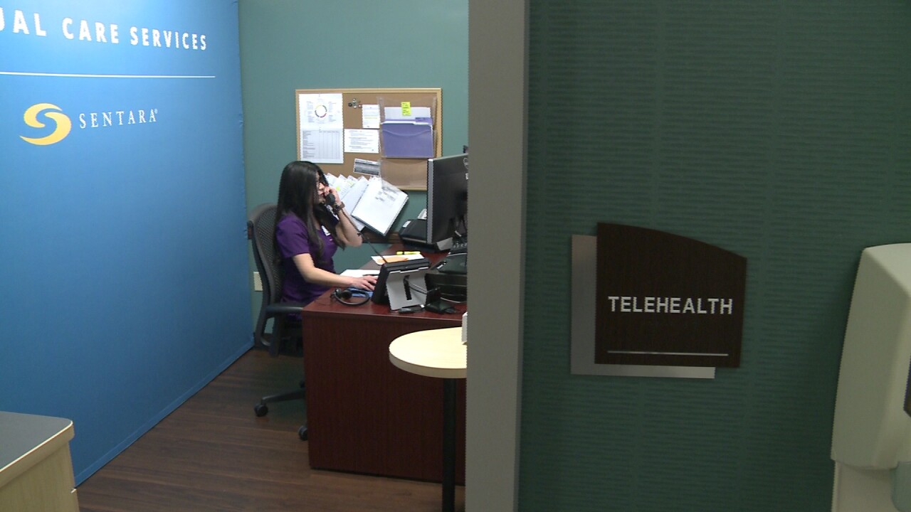 Doctor's visits at Sentara go high-tech with Virtual Visits