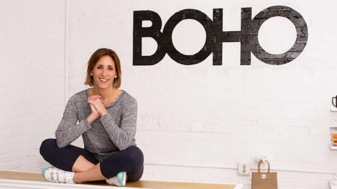 AnnMarie opens new Boho Fit Studio in Richmond