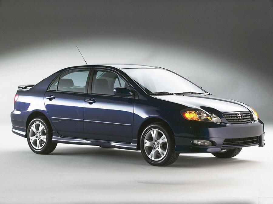 2004 Toyota Corolla: Compact Car