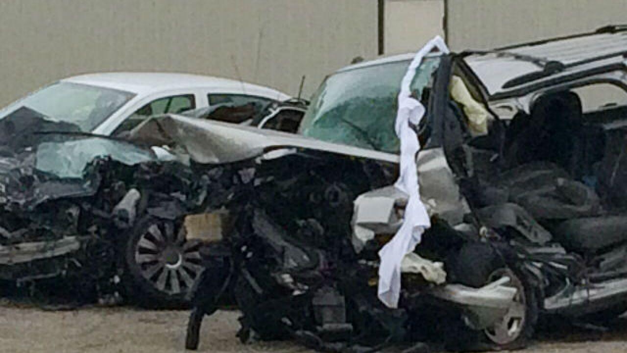 Family of couple killed on I-75 forgives driver
