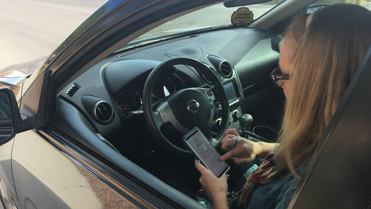 Rideshare drivers face confusion regarding Nevada's exemption for child safety seat requirements