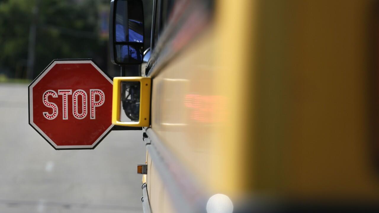 School Bus Cameras Tickets