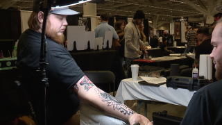 Cleveland tattoo convention
