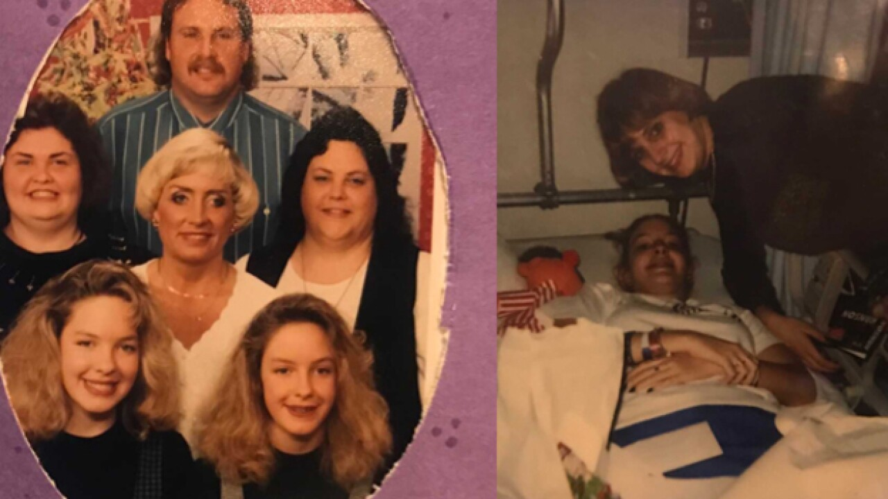 Heath HS Shooting Survivor Offers Hope 20 Years Later