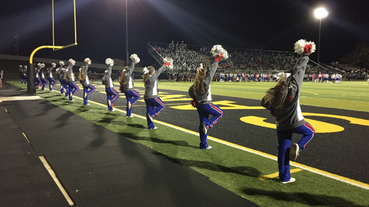 Game of the Week: Bixby at Sand Springs
