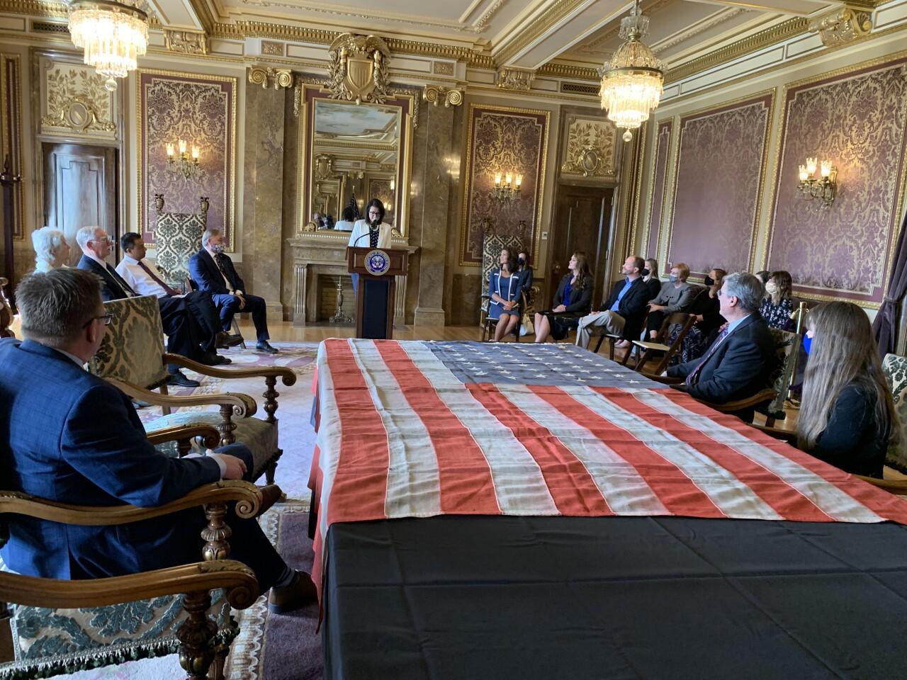 Utah 45-star flag