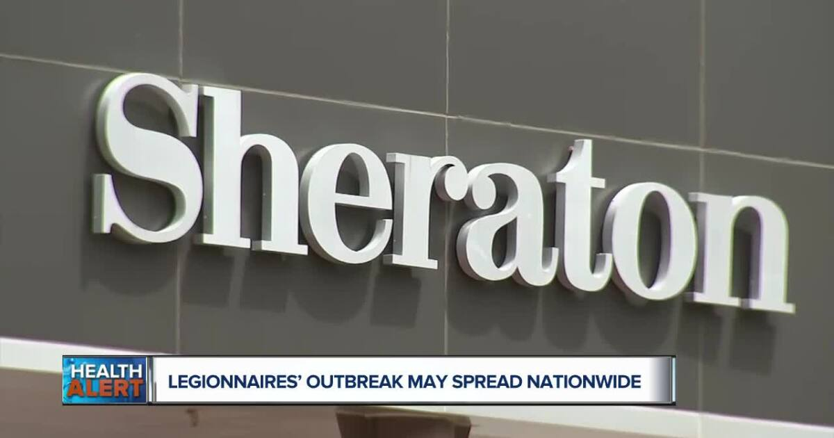 Ask Dr  Nandi: Legionnaires' outbreak may spread nationwide