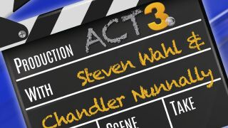 Act 3 podcast: Episode 3 – personal top3