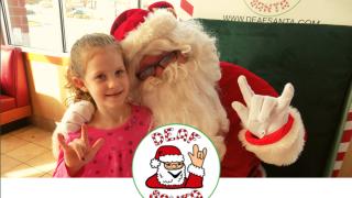 Deaf Santa