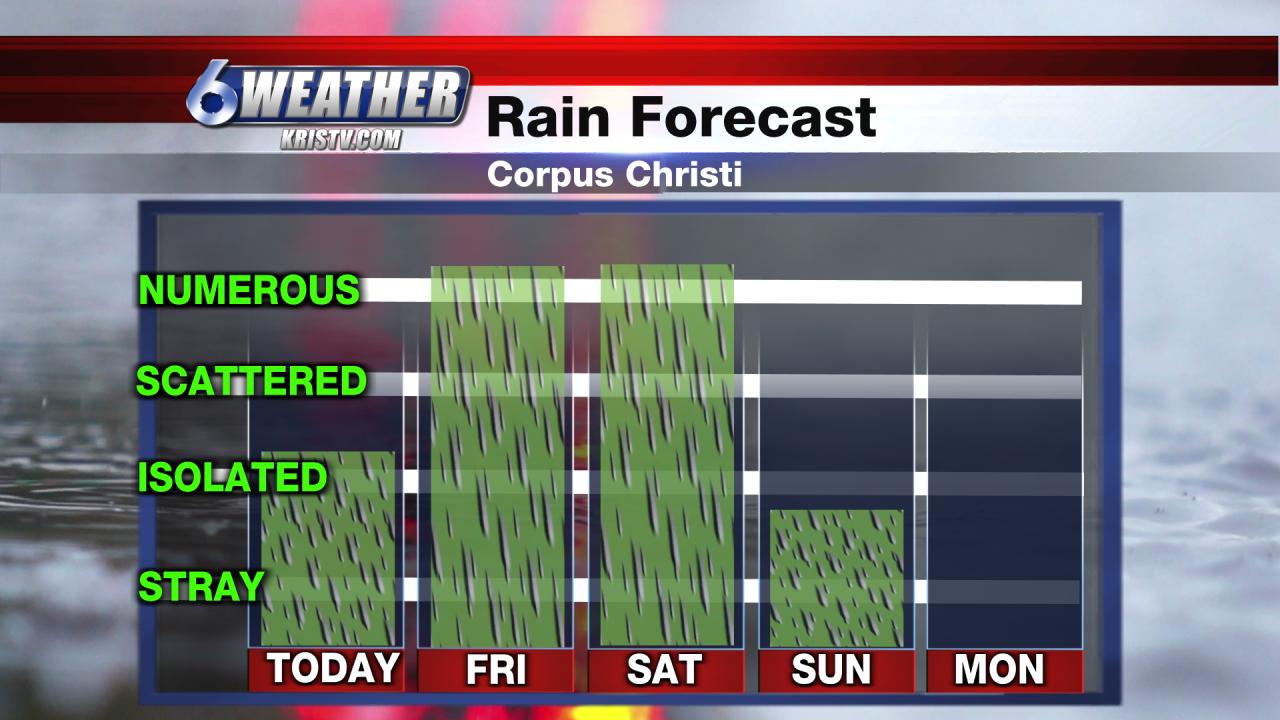 6WEATHER Rain Forecast