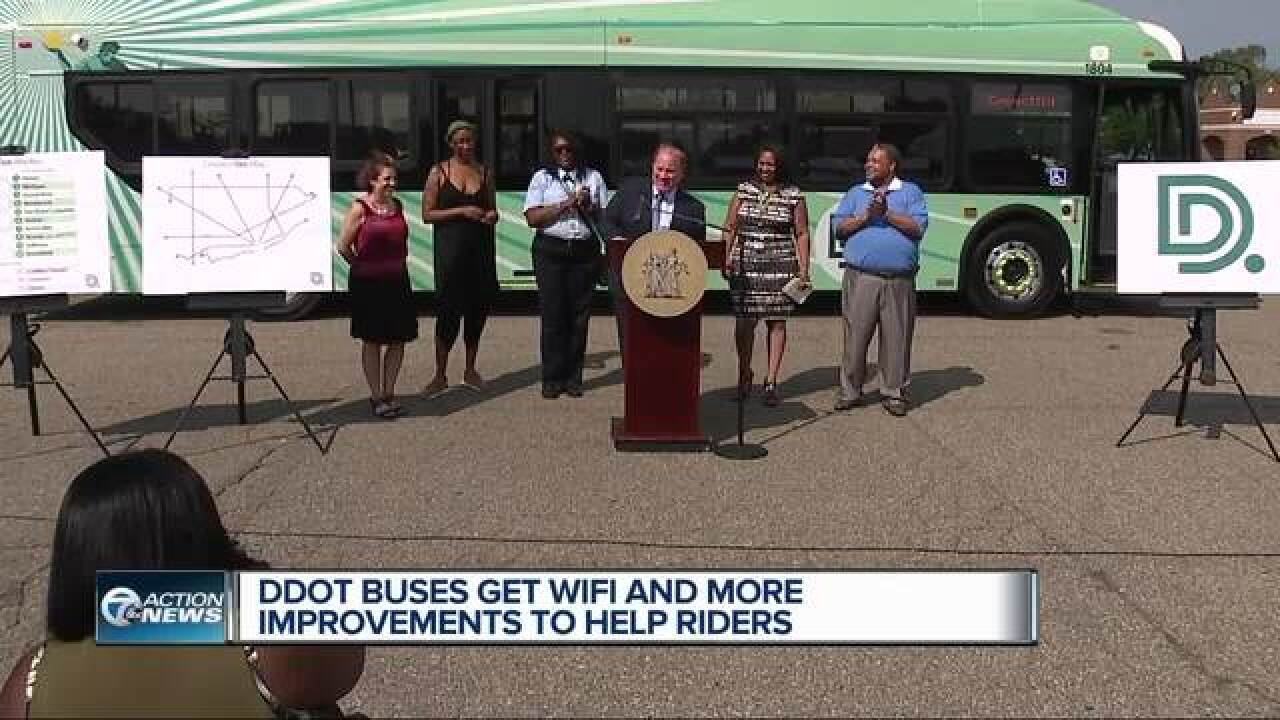 New DDOT bus service will add 500 trips per week