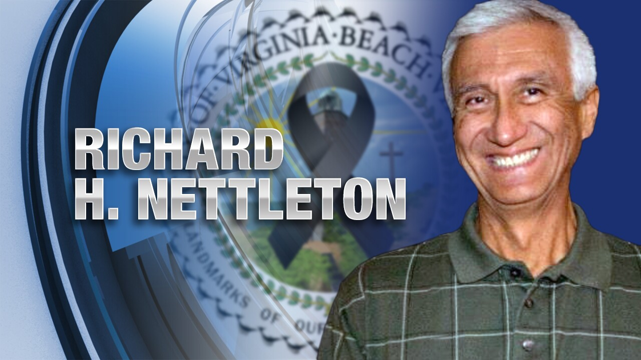 Virginia Beach Strong: Remembering Richard Nettleton