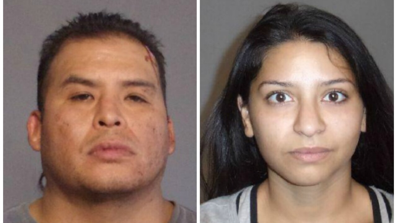 Man and woman arrested after coughing on Walmart employees in Yuma