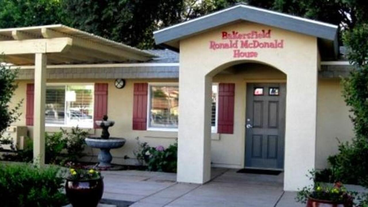 Walk for Kids benefits local Ronald McDonald House