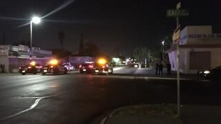 BPD investigating a shooting on Niles Street in East Bakersfield
