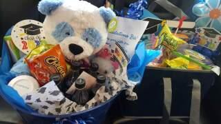2021 Grad gift baskets