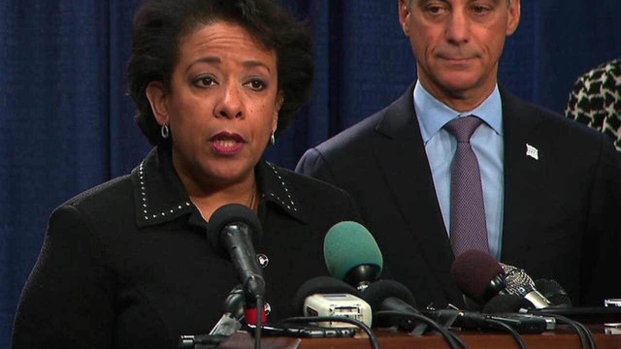 Loretta Lynch to meet with Hill Russia investigators next week, sources say