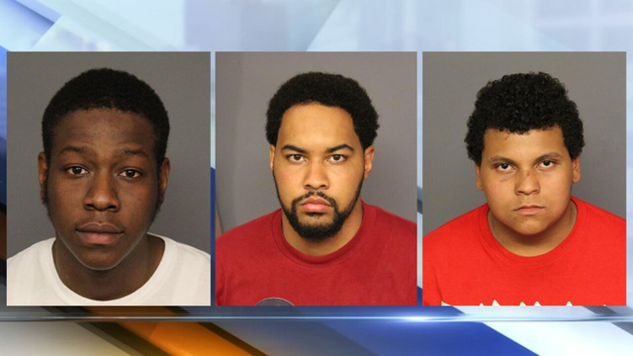 Three men charged months after fatal shooting in Denver's Five Points neighborhood