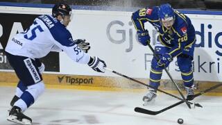 Jonatan Berggren Czech Republic Hockey