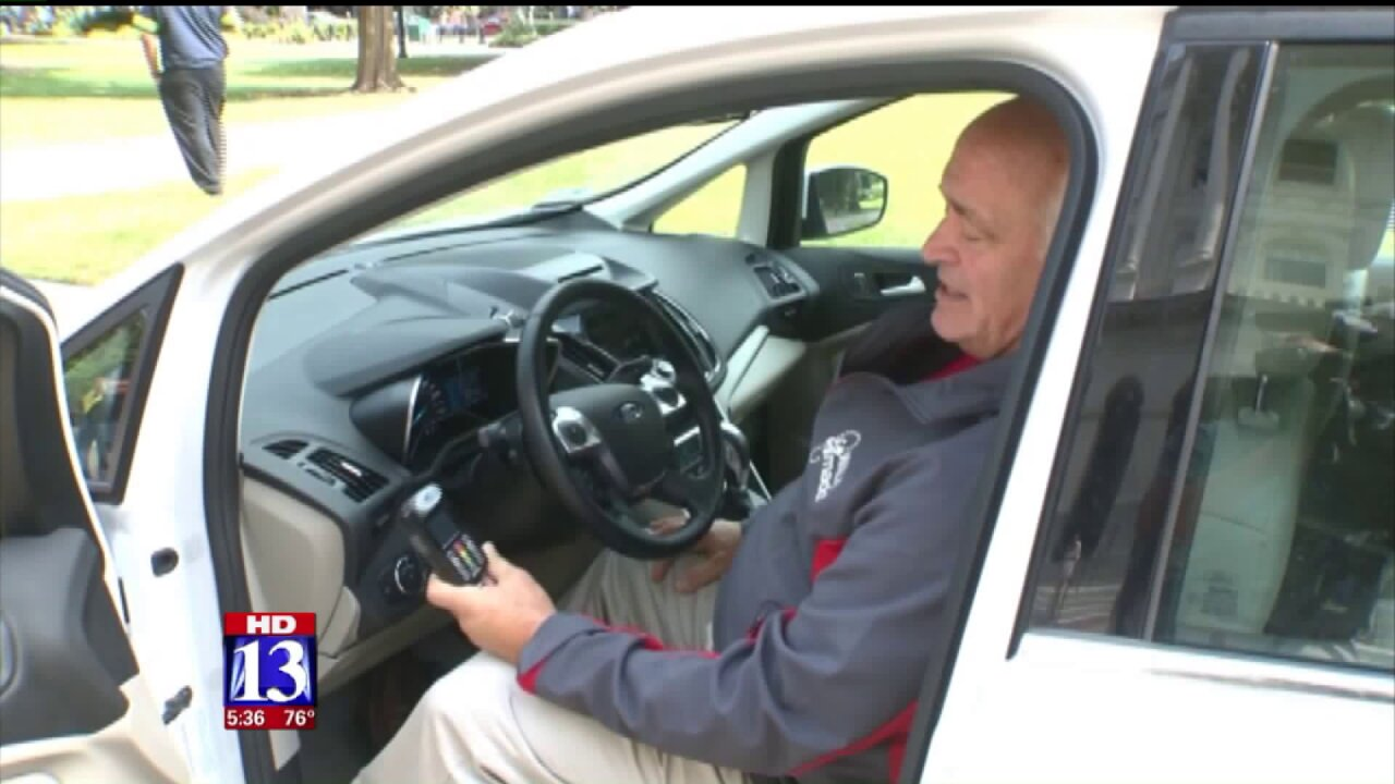Mothers Against Drunk Driving tout success of ignition interlock devices