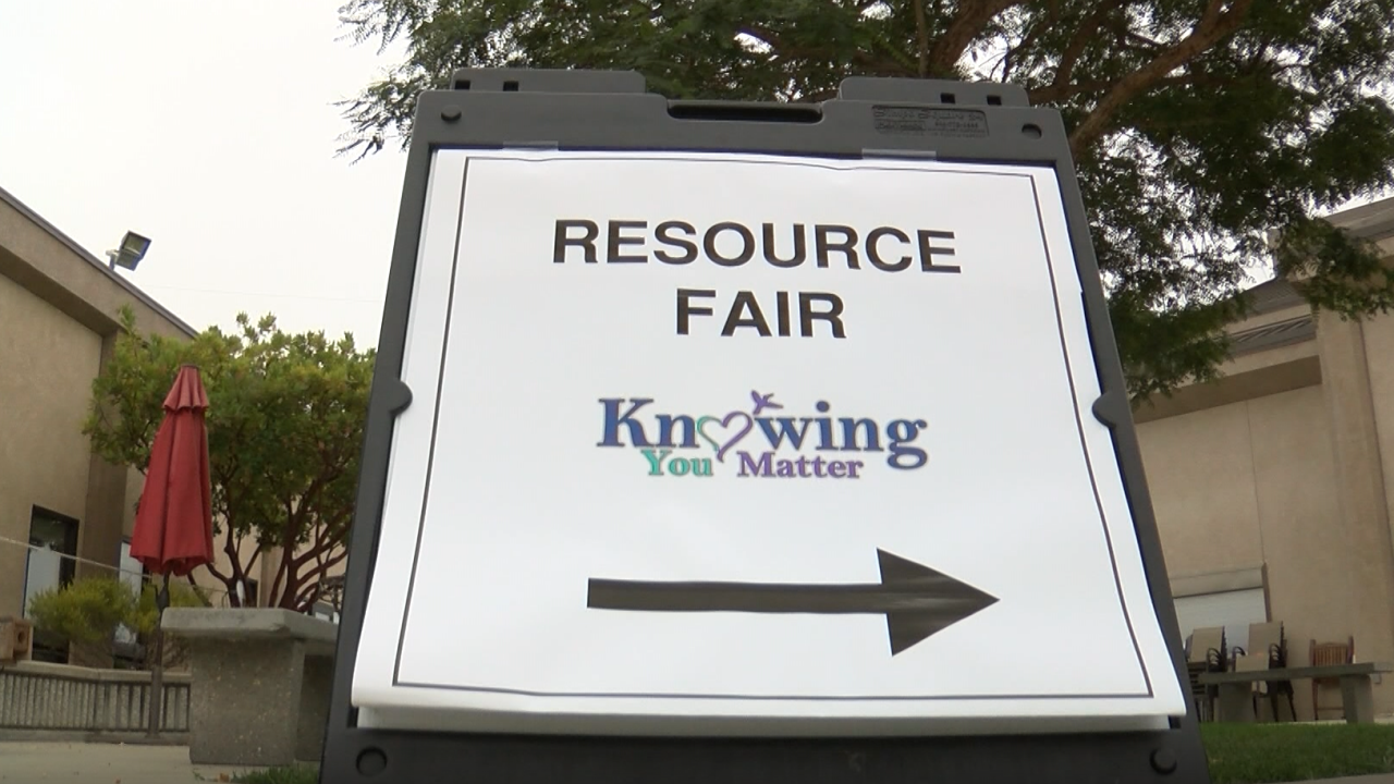 The Knowing You Matter Foundation held a conference to extend resources and help community members who may be struggling during National Suicide Prevention Month.