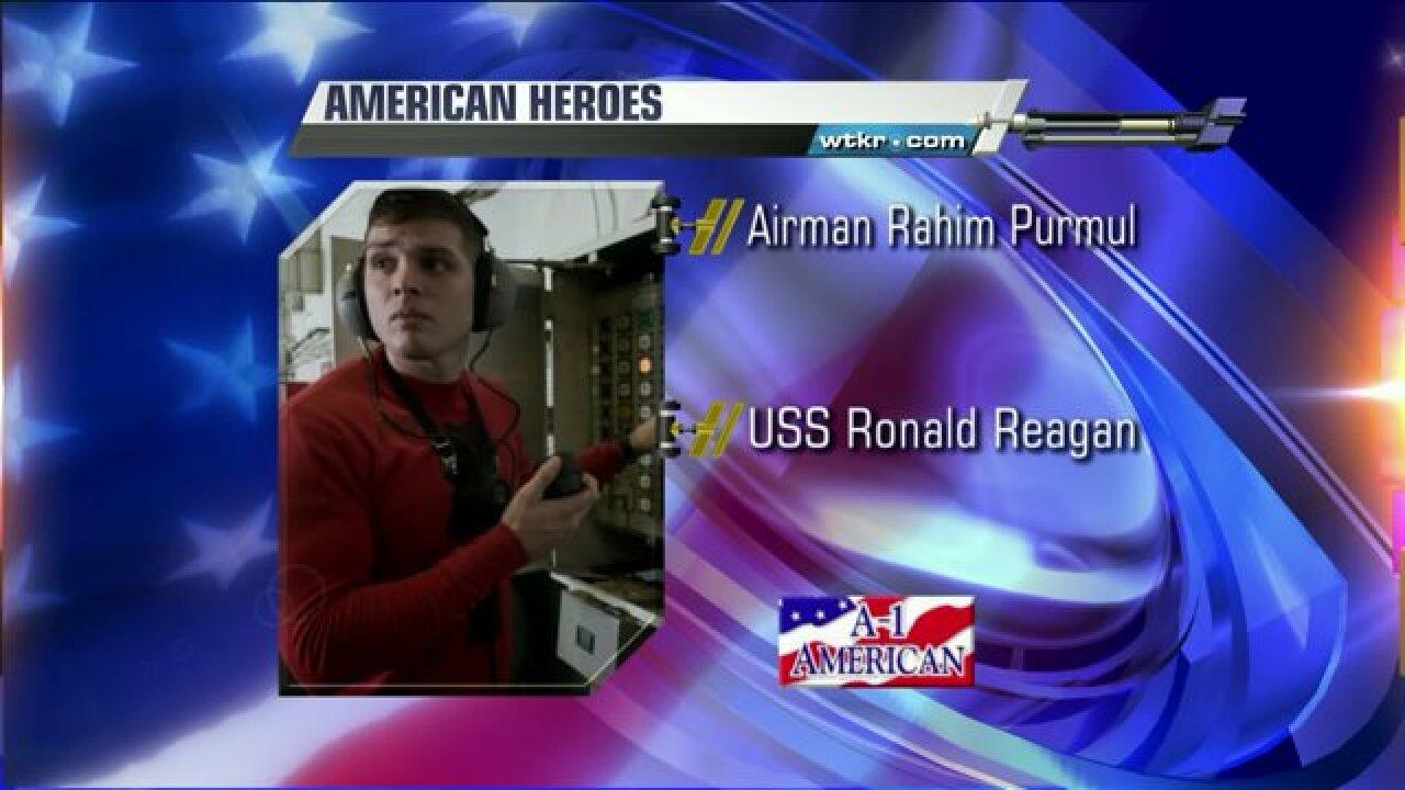 American Heroes: RahimPurmul