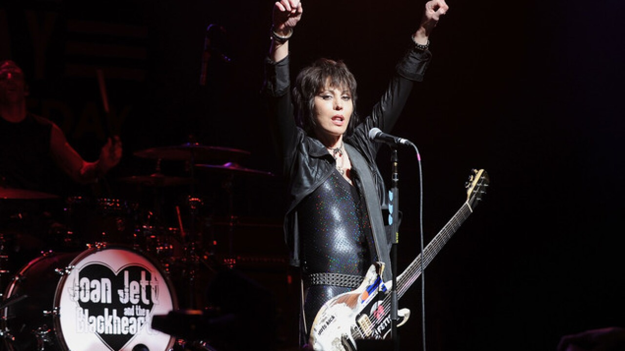 Joan Jett & The Blackhearts to hit the ice after Milwaukee Admirals game this February