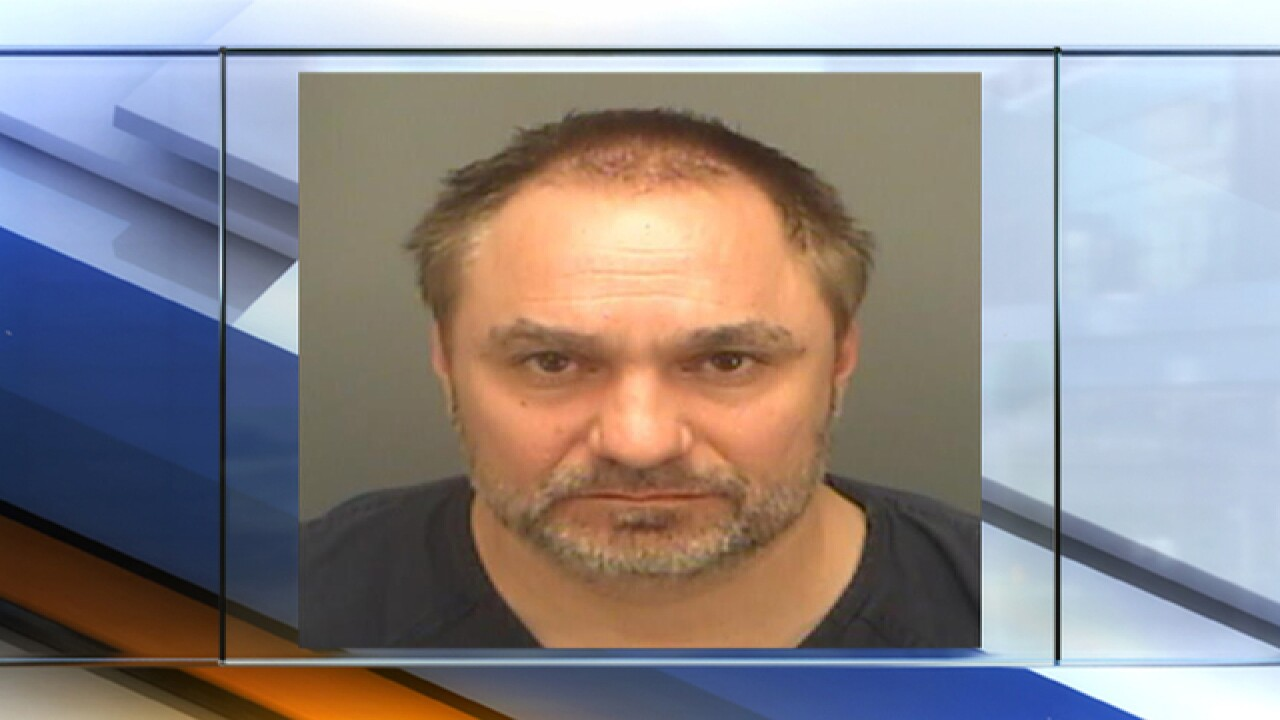 Doctor arrested for sexual battery on patient