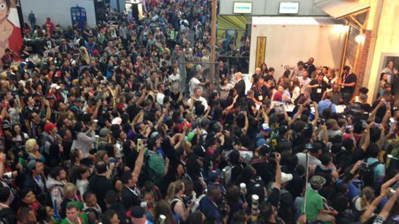Comic-Con Russian roulette this Saturday