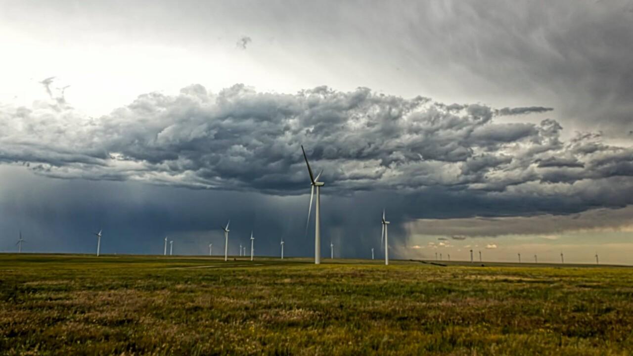 Calhan Thunderstorm