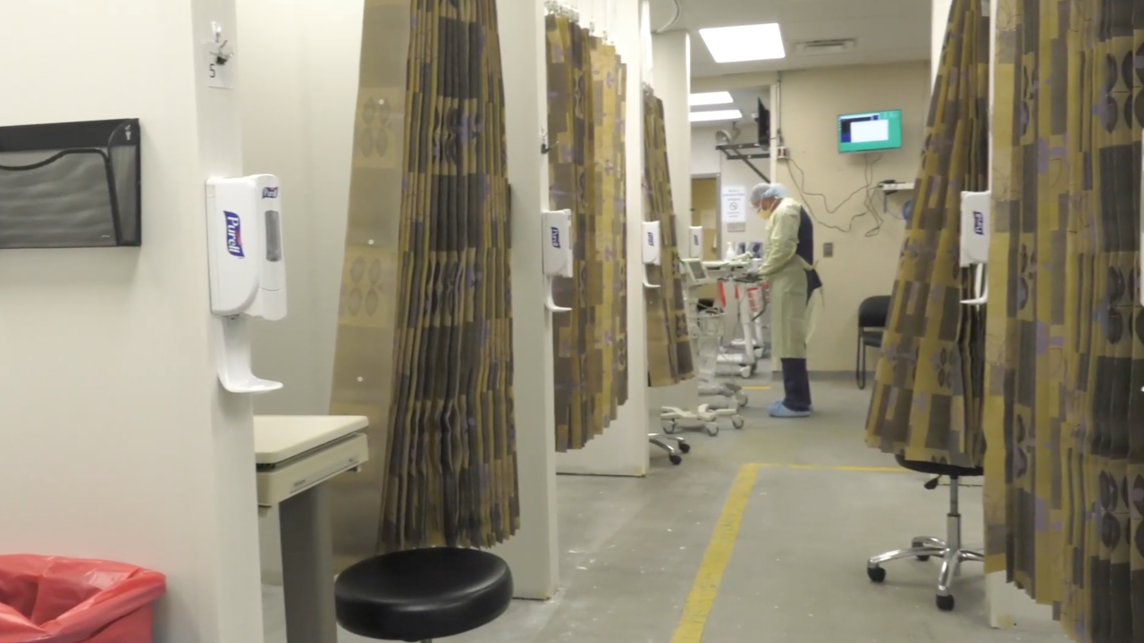 isolation rooms University of Kansas Hospital.png