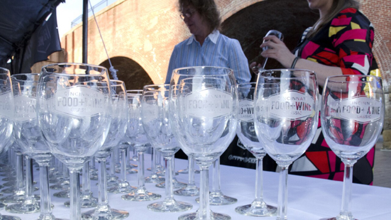 Cincinnati Food + Wine Classic is back in Yeatman's Cove for two days of food and drink