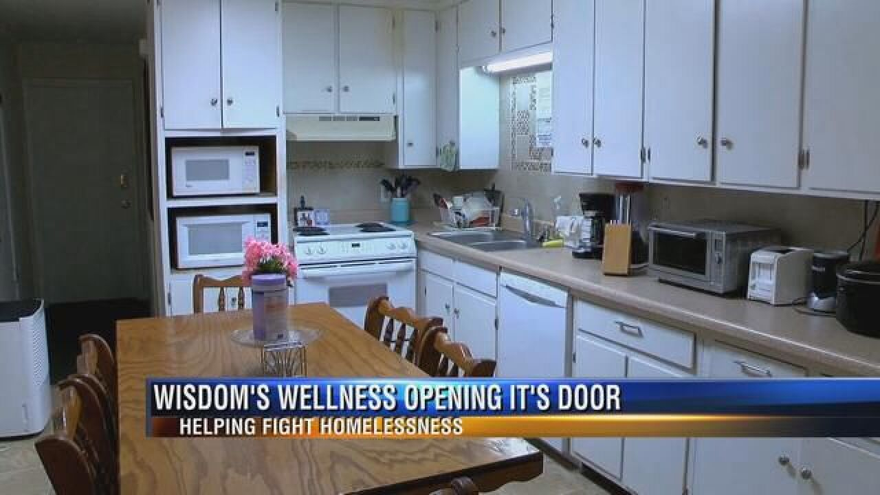 Wisdom's Wellspring offering a safe space for homeless women