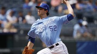 Tigers Royals Baseball Daniel Lynch