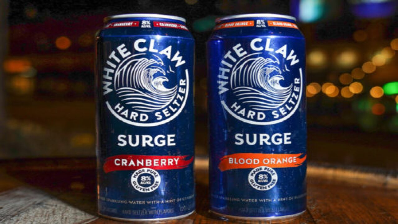 White Claw Is Releasing A Higher-Alcohol Version Of Their Hard Seltzer