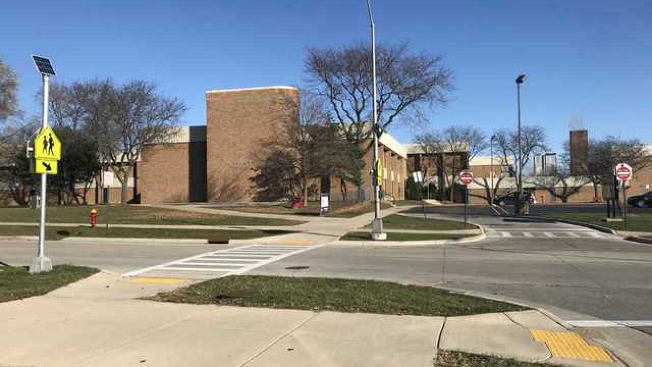 Cudahy Middle School dismisses students early