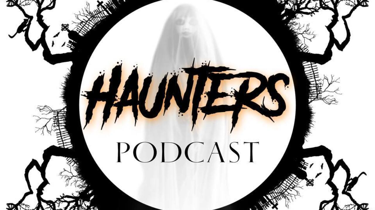 "Locals share love of Halloween with ""Haunters"" podcast"