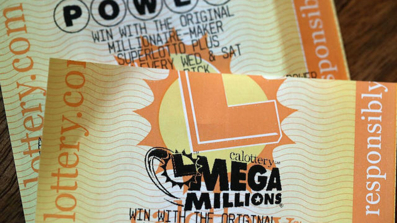 Mega Millions to climb to US-record jackpot on Tuesday