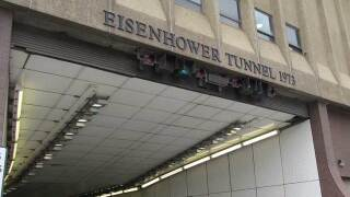 Eisenhower Tunnel sets new 24-hour, 3-day traffic records
