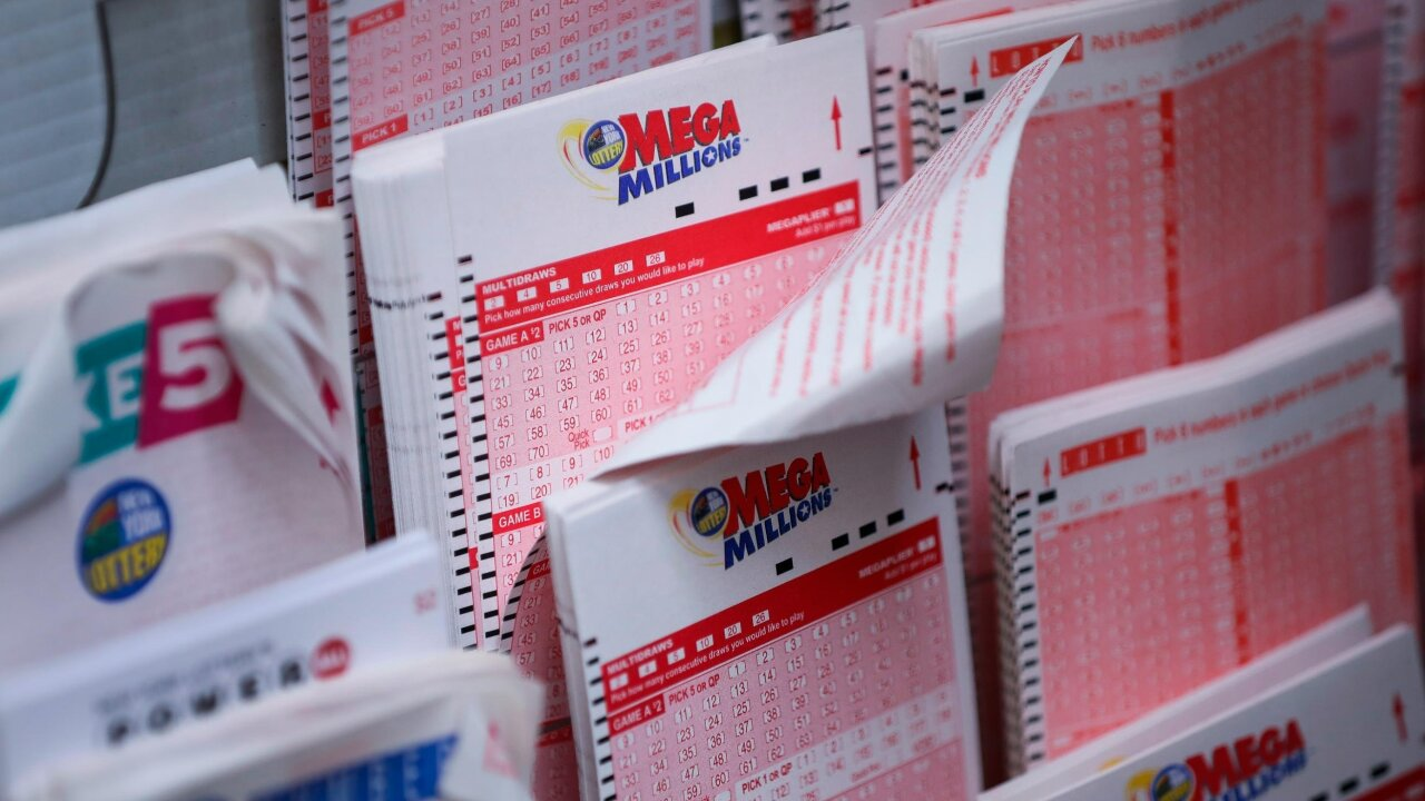$2 million Mega Millions winning ticket purchased in Virginia