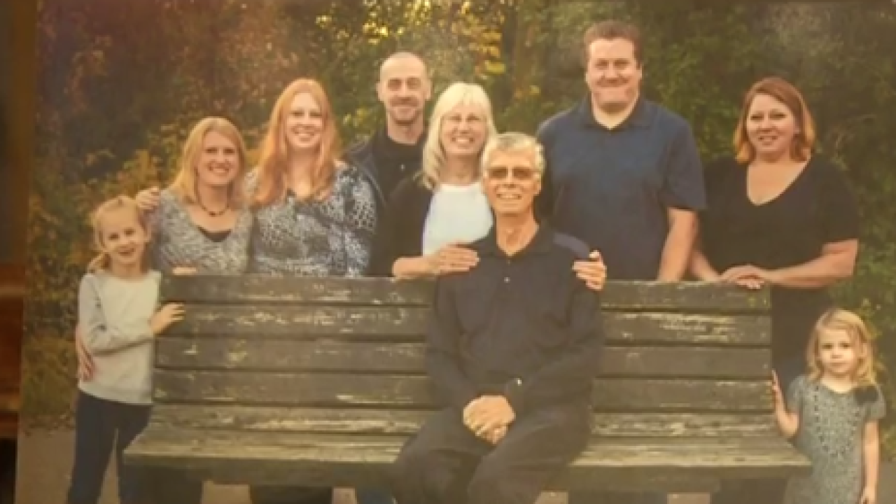 Wisconsin man given months to live requests Christmas cards