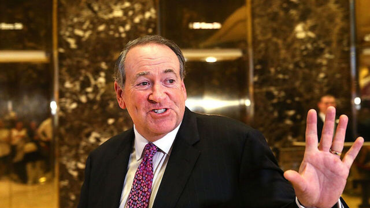 Mike Huckabee accused of bigotry and racism after tweet touting Pelosi's 'campaign committee'