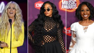 Carrie Underwood, H.E.R., Gladys Knight