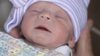 Woman has baby from uterus transplanted from deceased donor for first time in North America