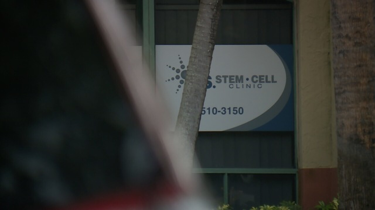 New lawsuit against US Stem Cell over blindness