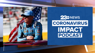 Kevin Harvick - COVID-19 podcast